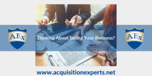 Are You Thinking About Selling Your Business?