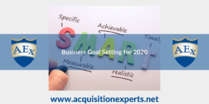 Business Goal Setting for 2020