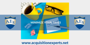MINIMIZE YOUR TAXES