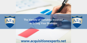 The Variety of Variables Involved in Selling Your Business