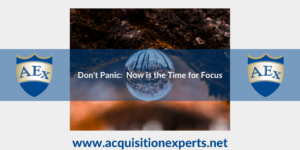 Now is the Time for Focus